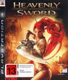 Dual Shock 3 + Heavenly Sword (Platinum) for PS3
