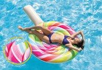 "Intex: Lollipop Float - Inflatable Lounger (82"" x 53"")"
