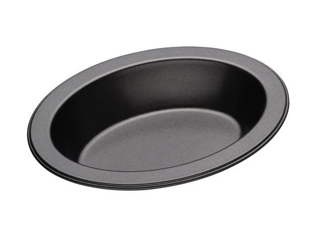 MasterClass: Non-Stick Individual Oval Pie Dish (13cm)