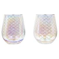 Sunnylife Sunnylife Glasses Magical Sea (Set of 2)