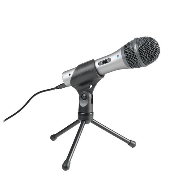 Audio Technica Cardioid Dynamic USB/XLR Microphone