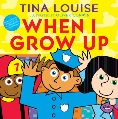 When I Grow Up by Tina Louise image