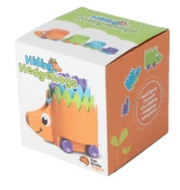 Fat Brain Toys: Hiding Hedgehogs - Stacking Playset image