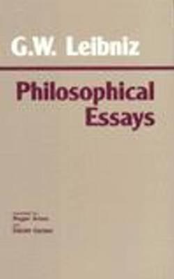 Leibniz: Philosophical Essays by Gottfried Wilhelm Leibniz image