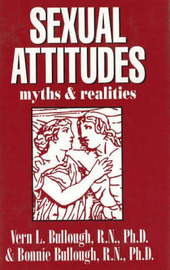Sexual Attitudes: Myths and Realities by Vern L Bullough image