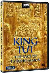 The Face Of Tutankhamun on DVD