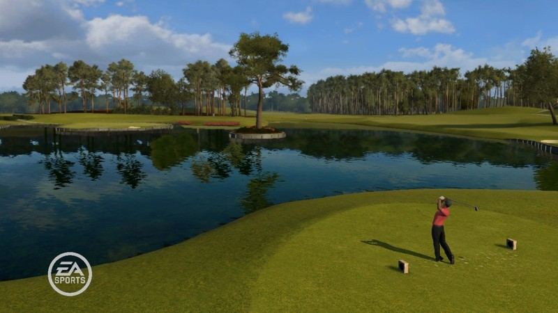 Tiger Woods PGA Tour 09 for X360 image