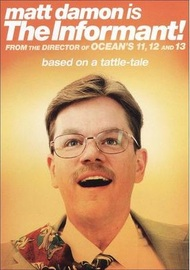The Informant! on DVD