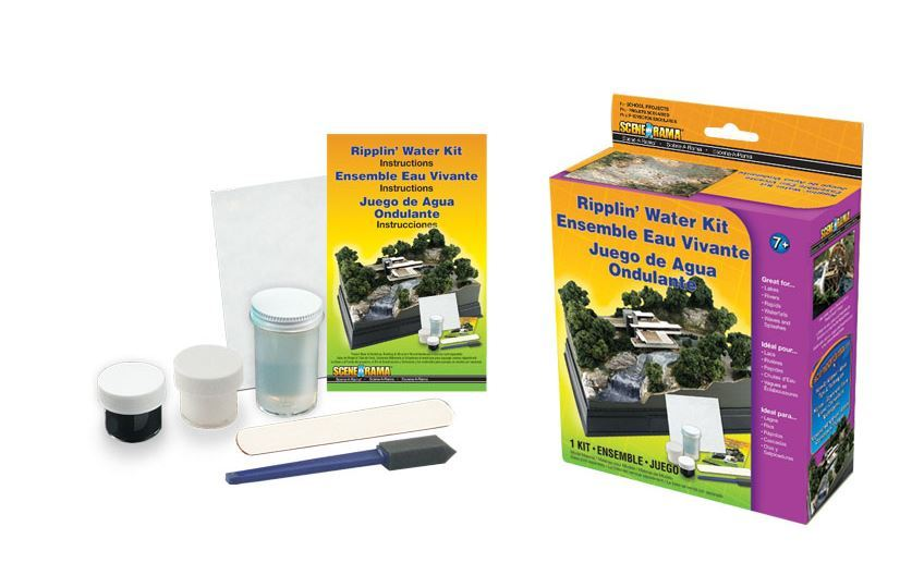 Woodland Scenics Ripplin Water Kit image