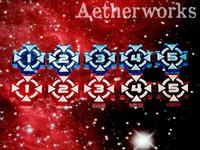 Aetherworks Target Lock Tokens 1-5 - Blue/Red (10 Pack)
