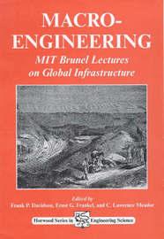 Macro-Engineering by Frank P. Davidson