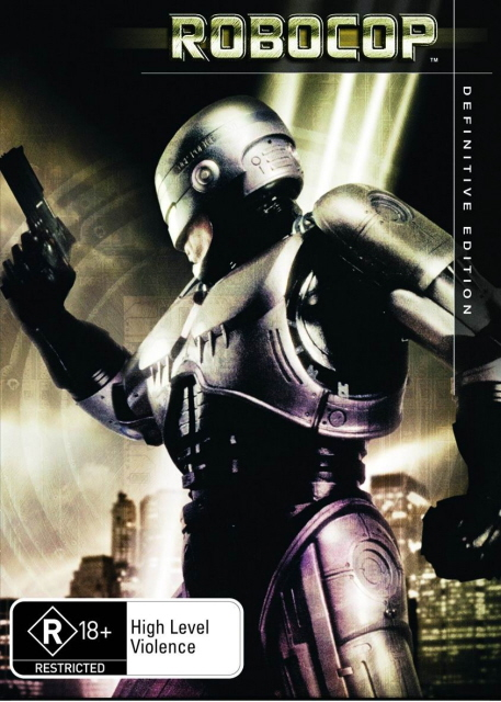 Robocop - Definitive Edition (2 Disc Set) on DVD image
