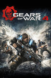 Gears Of War 4: Maxi Poster - Game Cover (449)