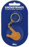 Emokeyrings - Rock Key Ring