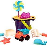 B. Sands Ahoy - Navy Bucket Playset