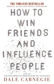 How to Win Friends & Influence People by Dale Carnegie image