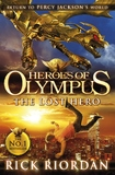 The Lost Hero (Heroes of Olympus #1) UK Ed. by Rick Riordan
