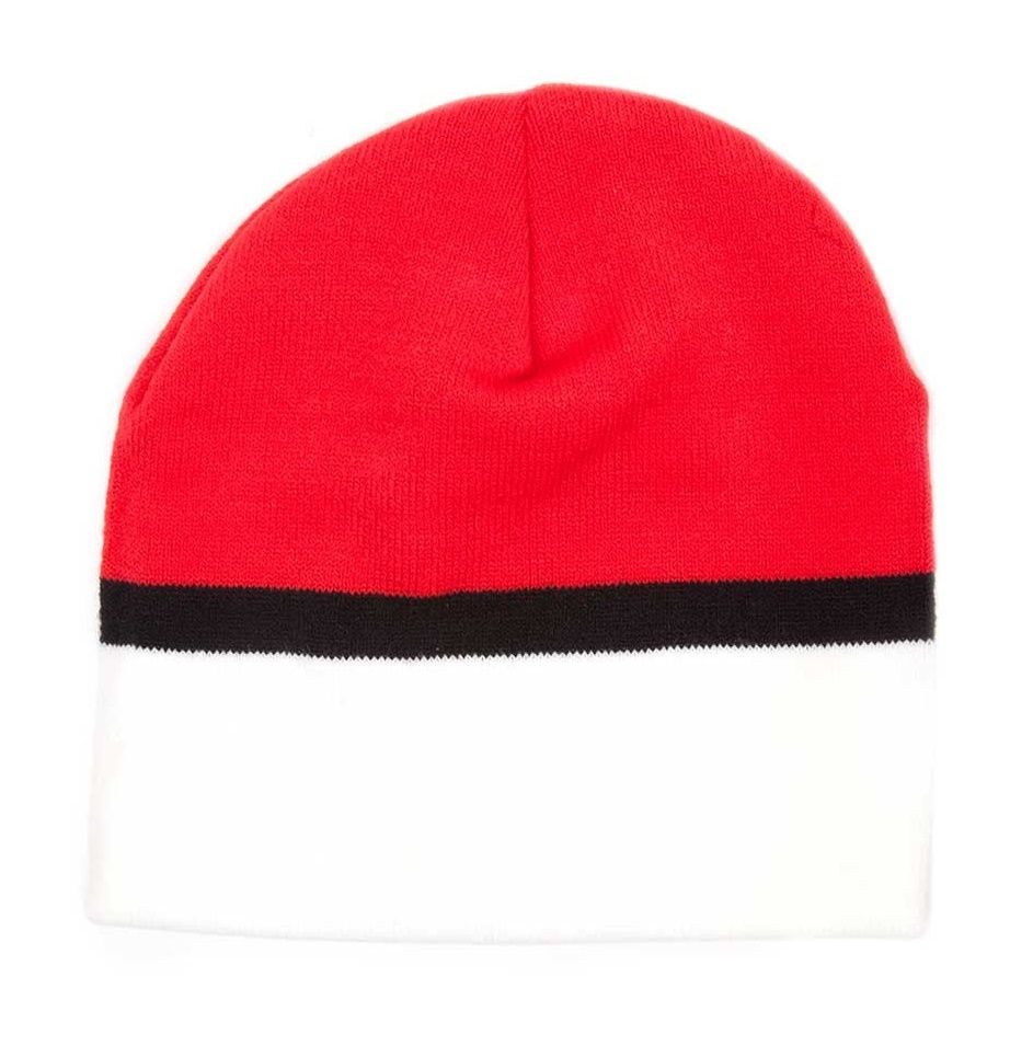 Pokemon Pokeball Knit Beanie Images At Mighty Ape Nz