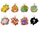 Pokemon: Stained Glass Ball - Chain Strap (Blind Bag)