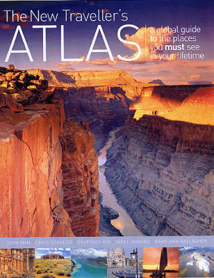 The New Traveller's Atlas by Chris Schuler