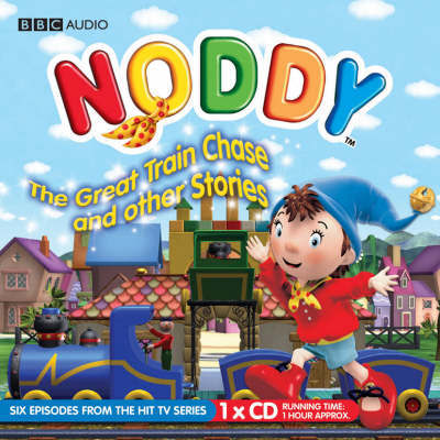 Noddy, The Great Train Chase and Other Stories image