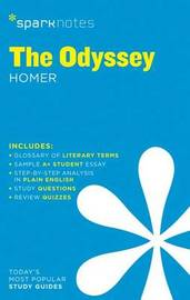 The Odyssey SparkNotes Literature Guide by Sparknotes