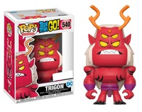 Teen Titans Go - Trigon Pop! Vinyl Figure