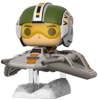 Star Wars - Wedge Antilles & Snowspeeder Pop! Deluxe Figure