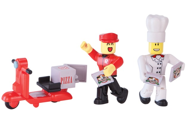 Roblox Work At A Pizza Place Playset Toy At Mighty Ape Nz
