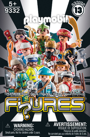 Playmobil: Series 13 Boys - Mini Figure (Blind Bag)