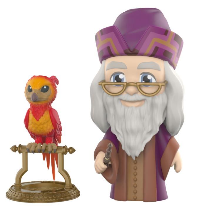 Harry Potter: Albus Dumbledore - 5-Star Vinyl Figure image