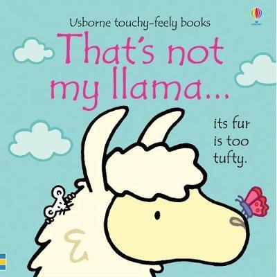 That's not my llama... by Fiona Watt image