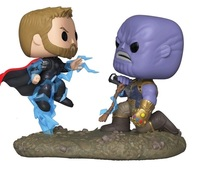 Marvel: Thor vs Thanos - Pop! Movie Moment Figure