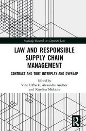 Law and Responsible Supply Chain Management