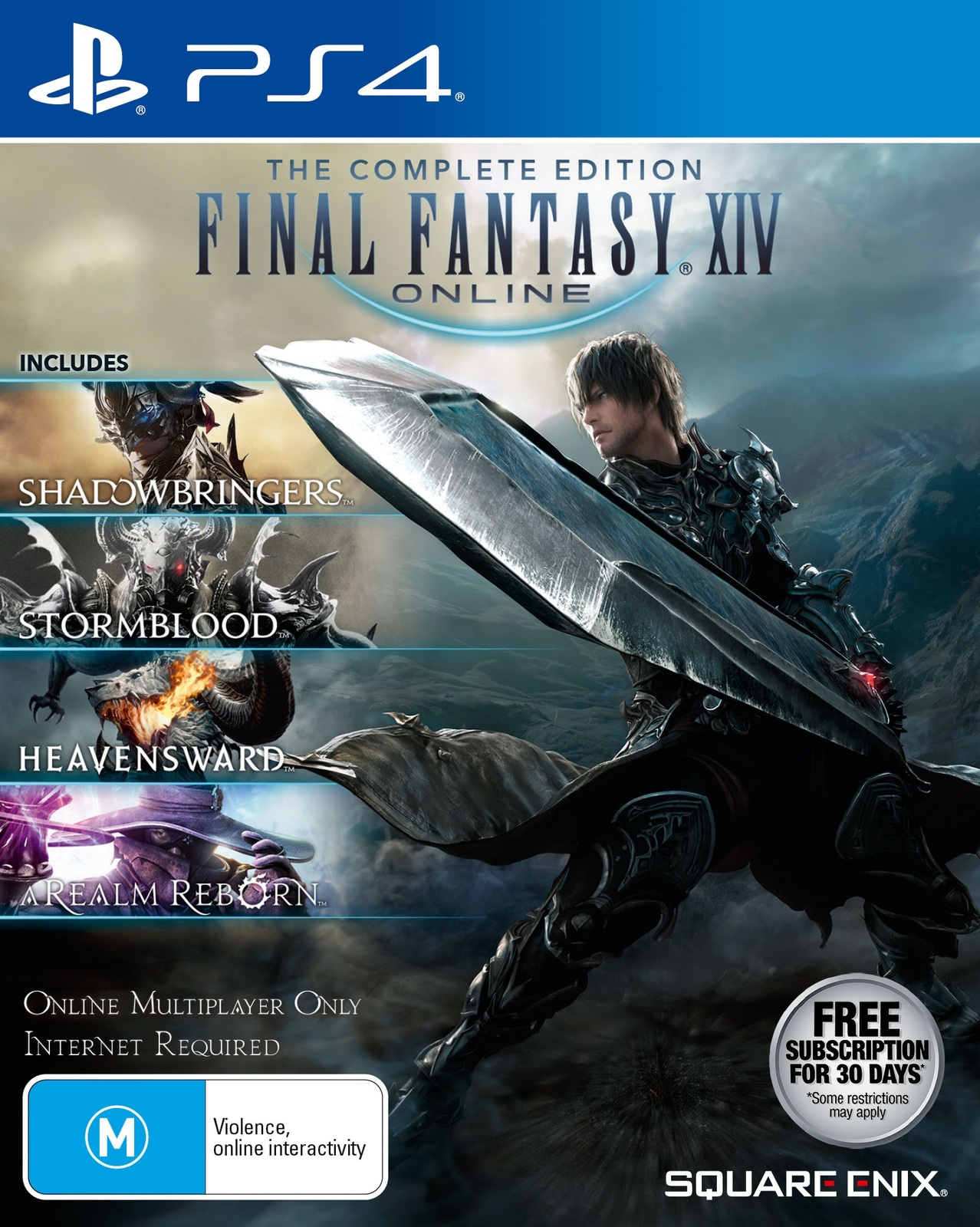 Final Fantasy XIV: Complete Edition for PS4 image