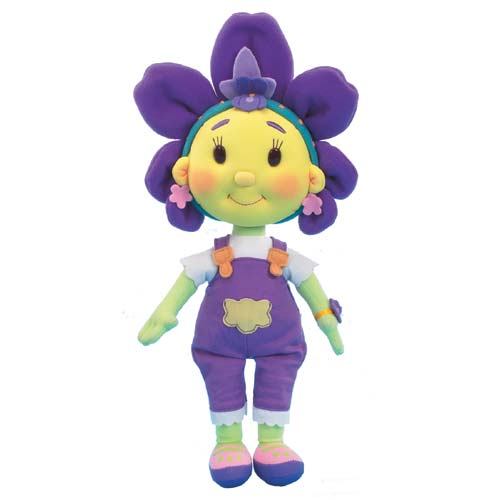 Fifi & the Flowertots - Violet Plush Scented image