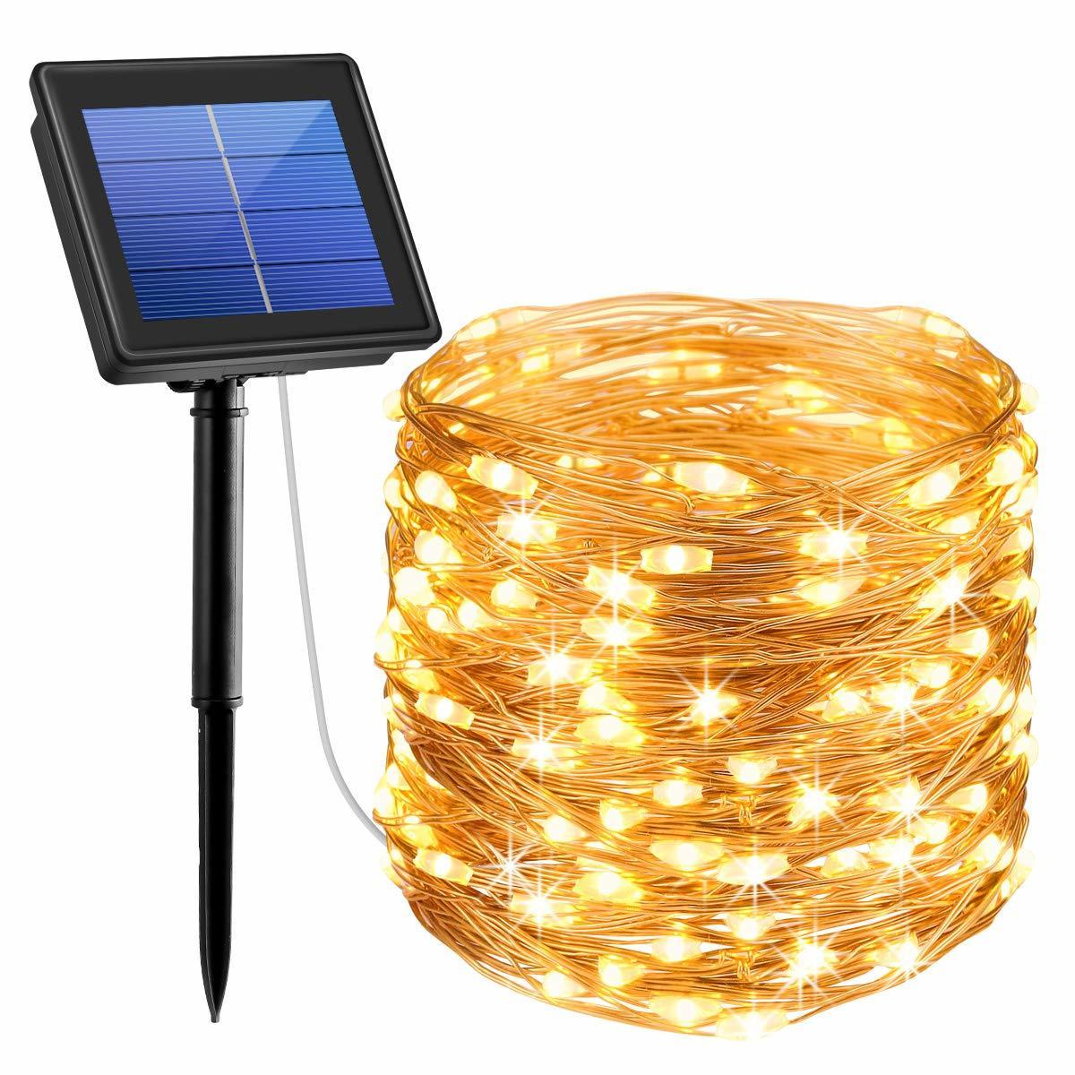 Solar Seed Lights - Fairy Lights (22 metres) image