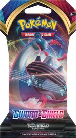 Pokemon TCG: Sword and Shield Single Blister (10 Cards) image
