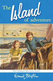 The Island of Adventure by Enid Blyton image
