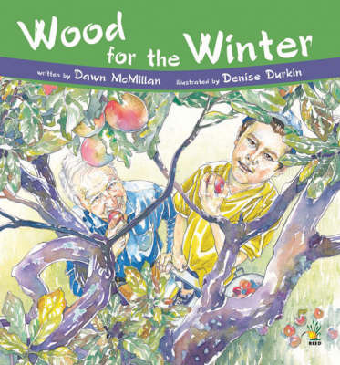 Wood for the Winter by D. McMillan image