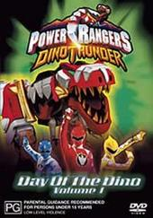 Power Rangers Dinothunder: Vol 1: Day Of The Dino on DVD