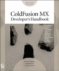 ColdFusion MX Developer's Handbook by Guy Rish image