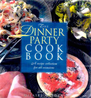 The Dinner Party Book by Hilaire Walden image