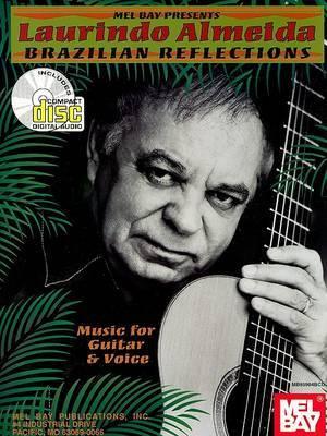 Laurindo Almeida Brazilian Reflections: Music for Guitar & Voice by Didi Almeida image