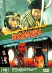 Monkey - Vol 8 on DVD