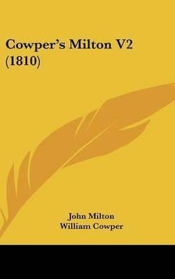 Cowper's Milton V2 (1810) by John Milton image