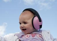 Banz Mini Earmuffs - Pink image