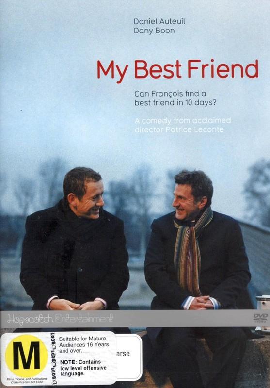 My Best Friend on DVD