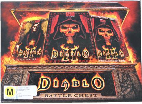 Diablo II: Battle Chest for PC Games