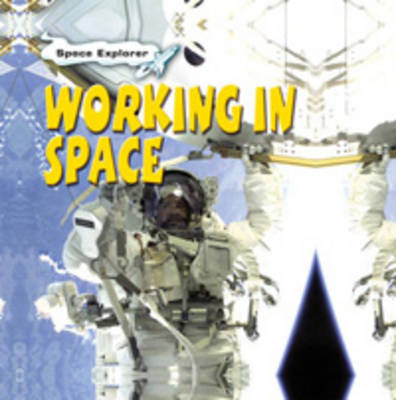 Hye Space Explorer: Work Space Paperback by Patricia Whitehouse